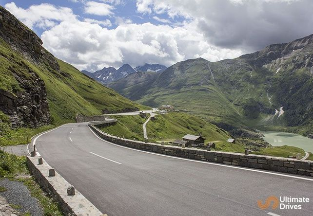 Grossglockner / Austrian Alps - Top 10 Driving Road