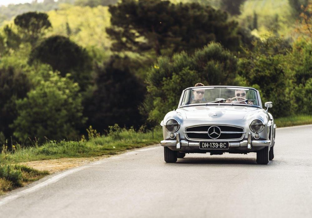 Classic Cars in Tuscany - Driving Holidays and European Driving