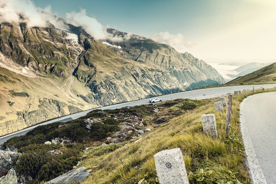 Gross Glockner Mountain Pass