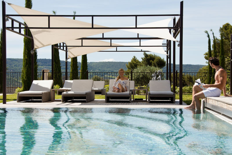 South of France Driving Tour - La Coq Pool