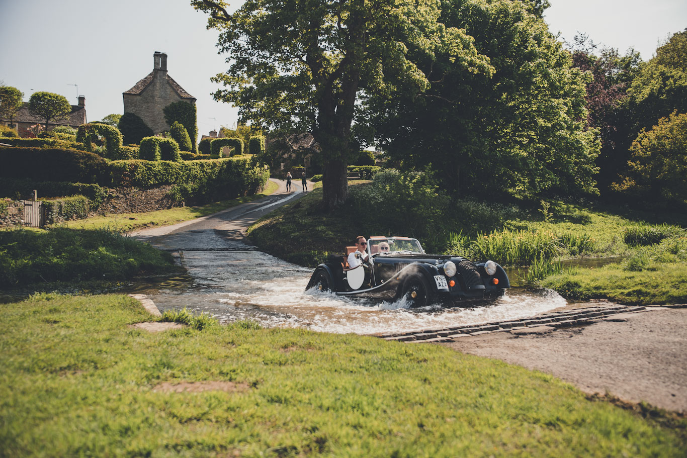 Morgan Tours in the Peak District UK