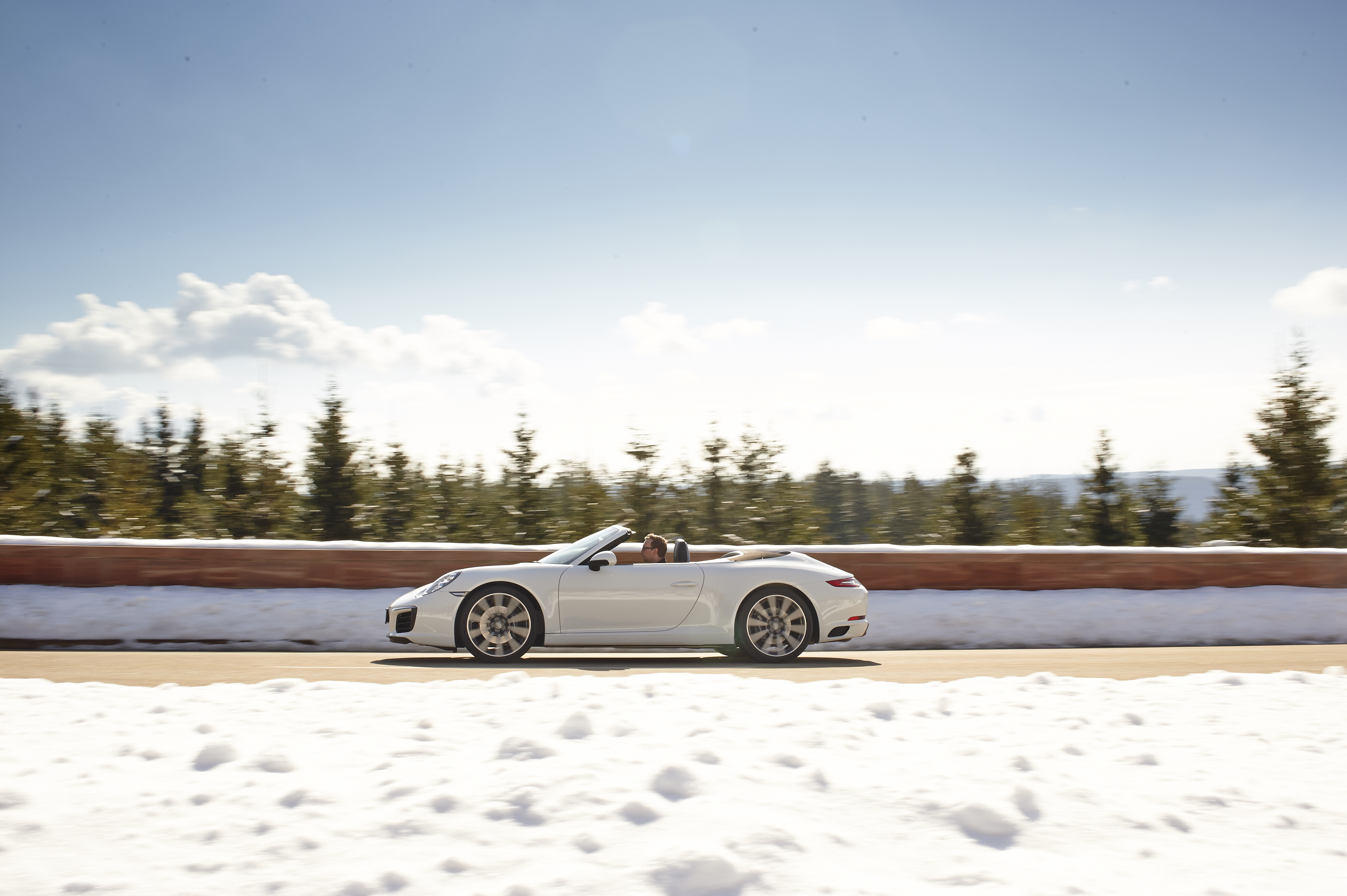 Porsche Driving Tour - Black forest in the 911 Cab