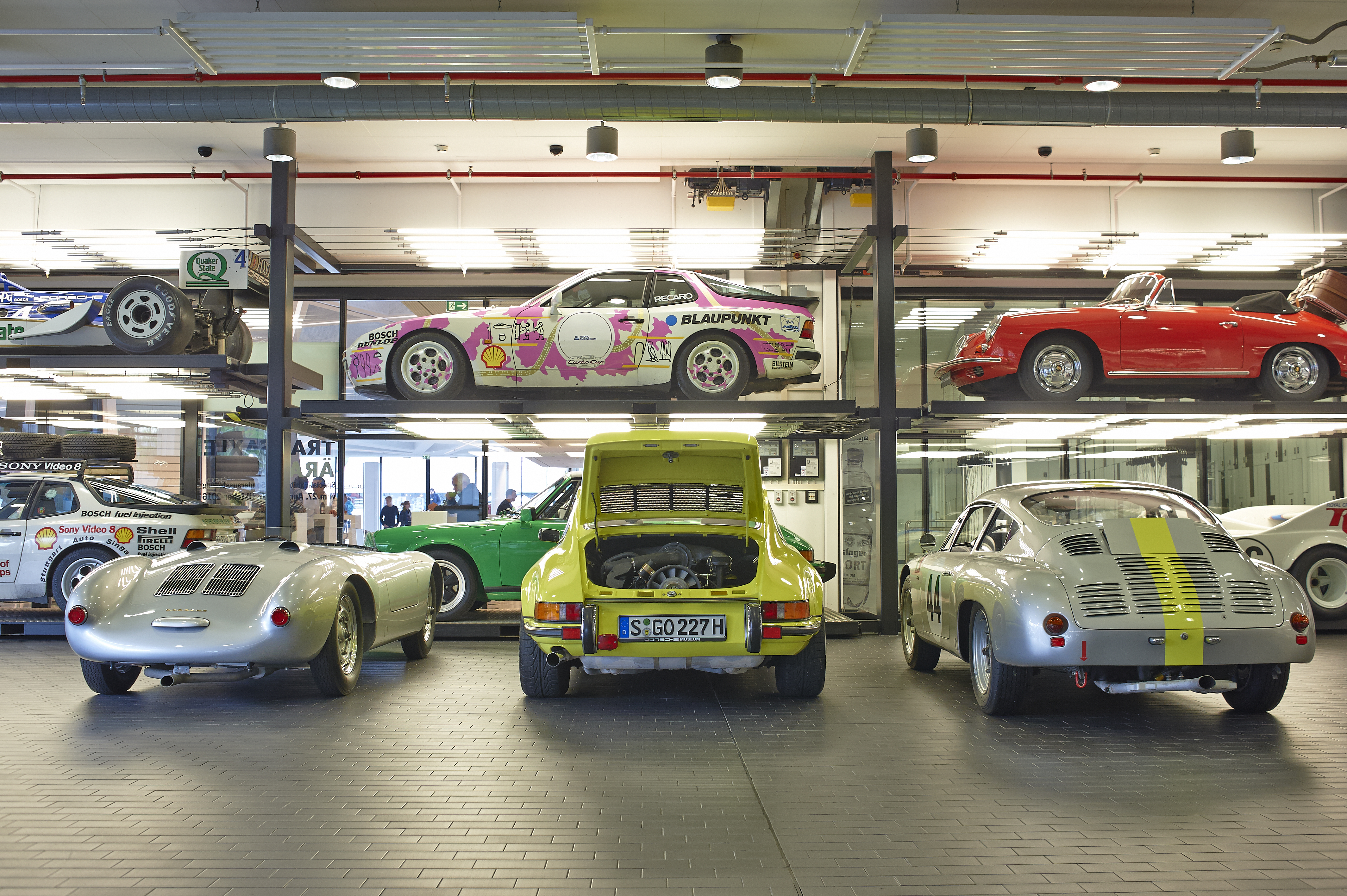 Porsche Driving Tour Germany - Porsche Museum