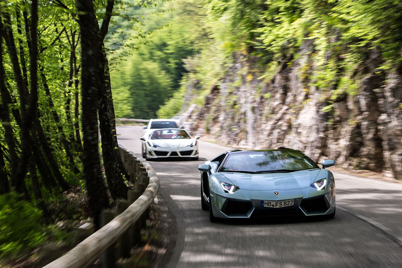 South of France & Monaco Driving Tour - Lamborghini
