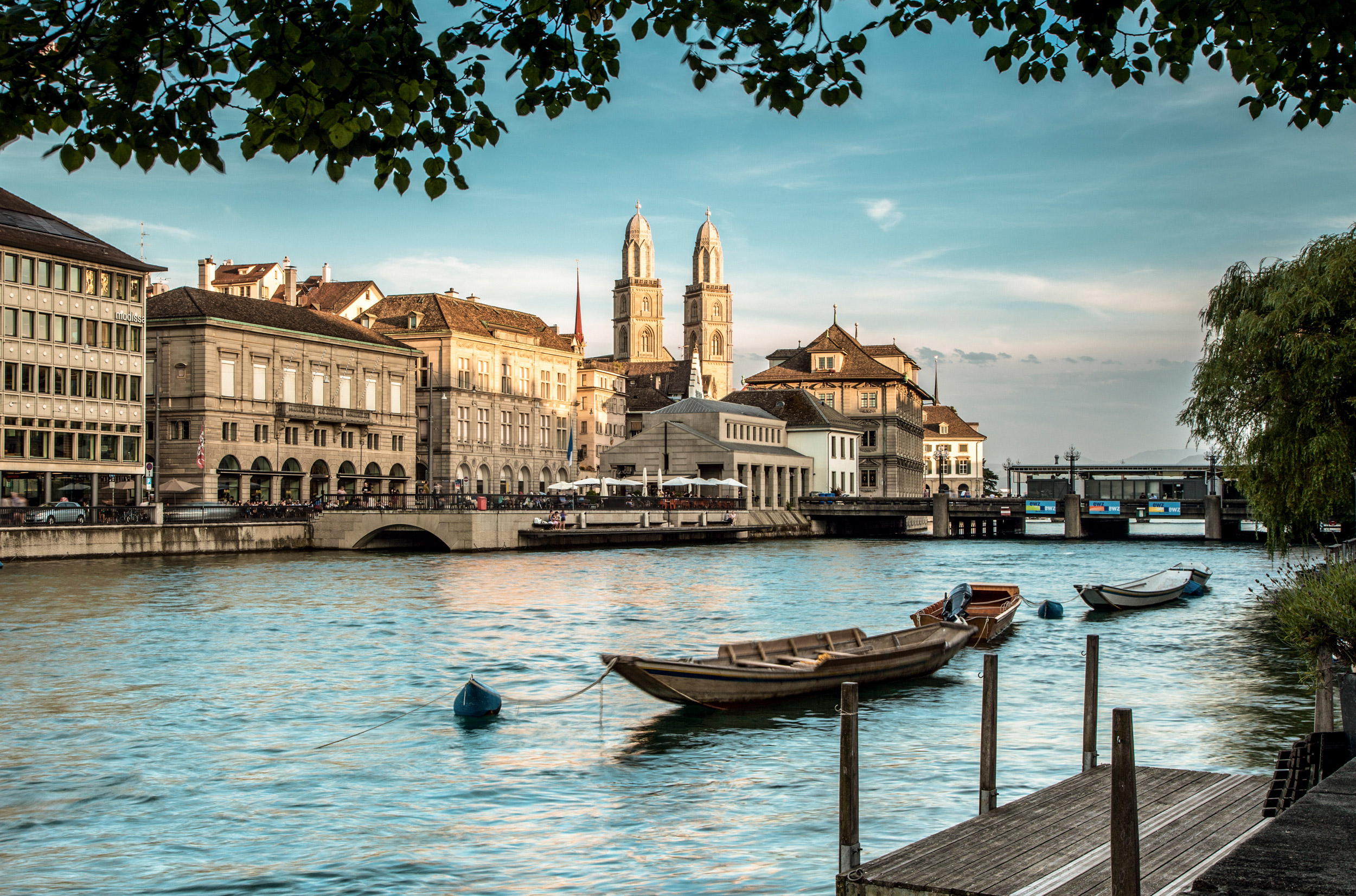 Visit Zurich with Ultimate Drives