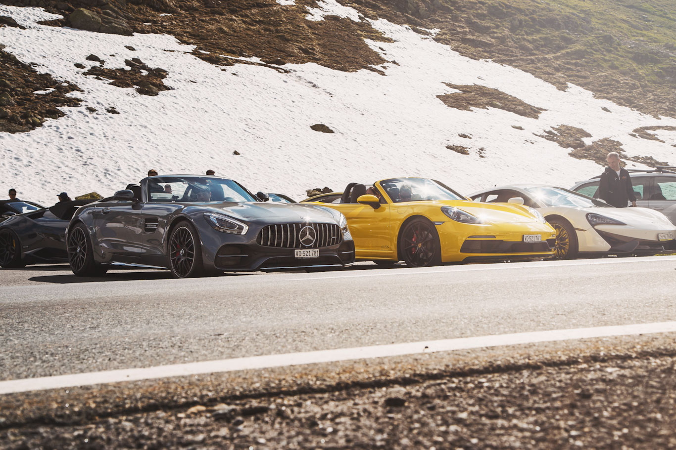Supercar Experience - Alps - Take two